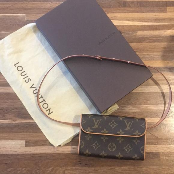 ed660b3ab645 Louis Vuitton Accessories - Louis Vuitton Florentine Fanny Pack (FL1013)  Mono